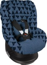 Dooky Seat Cover Groep 1 - Blue Tribal