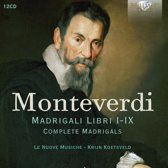 Monteverdi: Madrigali Libri I-Ix