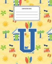 Composition Book U