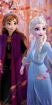 Disney Frozen Strandlaken - 70 x 140 cm - Multi