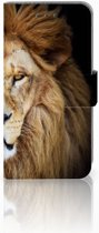 Samsung Galaxy J3 Leuk Hoesje Leeuw