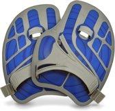 Aqua Sphere Ergoflex Handpaddle - Handpeddels - L - Blauw