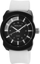 Excellanc - Horloge 47 mm - Quartz Uurwerk - Wit