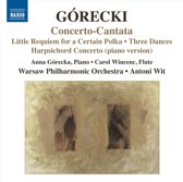 Gorecki: Concerto-Cantata