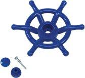 Stuurwiel blauw voor speeltoren
