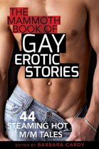 The Mammoth Book of Gay Erotic Stories