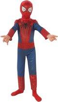 Spider-Man pak met masker 8-10 jaar