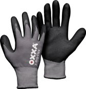 Oxxa allround montage werkhandschoenen Pro-Flex 51-290 - nitril foam-coating - 12 paar- maat XL/10