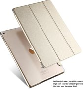 Lenovo Tab 10 (10 inch) Hoes Book Case Tri-Fold Goud Hoesje - Cover van iCall