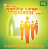 The Best Worship Songs For The Chur