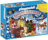Playmobil Adventskalender Kerstmis Postkamer - 4161