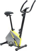 vidaXL Hometrainer magnetisch met hartslagmeter