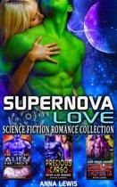 Supernova Love : Science Fiction Romance Collection