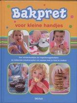 Boekomslag van 'Bakpret Voor Kleine Handjes'