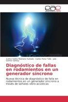 Diagnostico de Fallas En Rodamientos En Un Generador Sincrono