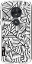 Casetastic Softcover Motorola Moto G7 Play - Abstraction Lines