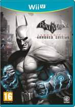 Batman: Arkham City - Armored Edition - Wii U