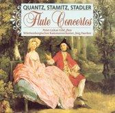 Quantz, Stamitz, Stalder: Flute Concertos