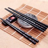 Chopsticks set (2 stokjes) |Eetstokjes|Sushi|Design-sticks
