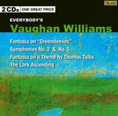 Fantasia On 'Greensleeves'/Symphonies Nos. 2 & 5/F