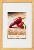 Peppers wooden frame 20x20 nature