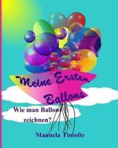 Meine Ersten Ballons: Wie man Ballons zeichnen?