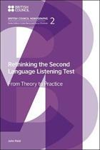 Rethinking the Second Language Listening Test
