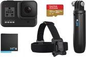 GoPro HERO8 Black Bundel - met extra accessoires