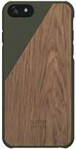 Native Union Clic Wooden iPhone 6 Plus Case - Olive