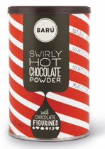Barú Swirly Hot Chocolate Powder (250g)
