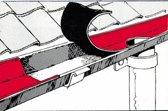 Dak reparatie tape 150 mm 10 m koperkleurig zelfklevend