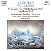 Vaughan Williams:Sym.Nos.7&8