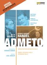 Rexrodt Lichtenstein Bach Admeto Halle 2006 Dvd Blu Ray Cd