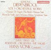 Diepenbrock: Vol 1 - Orchestral Works / Vonk, Verhey et al