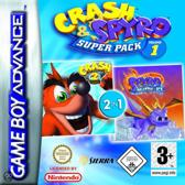 2-Pack - Crash N-Tranced & Spyro Ice