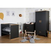 Childhome Paris Dark Oak / Antra Babykamer