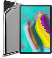 Soft TPU hoes voor Samsung Galaxy Tab A 10.1 2019 - transparant mat