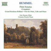 Hummel: Flute Sonatas