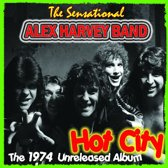 Alex -Sensational Band- Harvey - Hot City