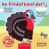 Boek cover De kinderboerderij van  (Onbekend)