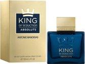 Antonio Banderas King of Seduction Absolute Eau De Toilette 100 ml (man)