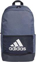 adidas Classic Bos Backpack DZ8267, Unisex, Blauw, Rugzak maat: One size EU