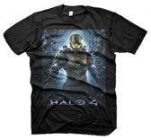 Halo 4 T-Shirt The Return, zwart, maat XL