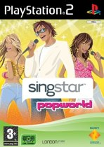 Singstar Pop (Popworld) /PS2