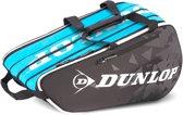 Dunlop Tennistas - Unisex - zwart/blauw/wit