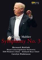 Symfonie No. 3 Mahler, Concertgebo