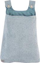 Jollein Confetti knit Boxopbergzak stone green