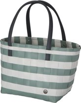 Handed By Color Block Vintage - Shopper - Grijs groen