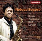 Sugawa/Bbc Philharmonic - Saxophone Concertos