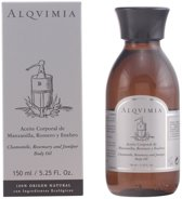 BODY OIL camomile, rosemary & juniper 150 ml